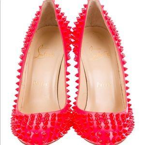 CL like new classy heels pumps